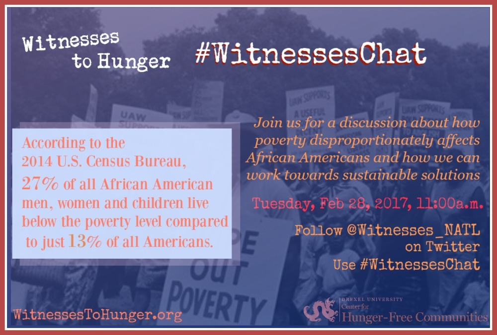 WitnessesChat Poverty BLK